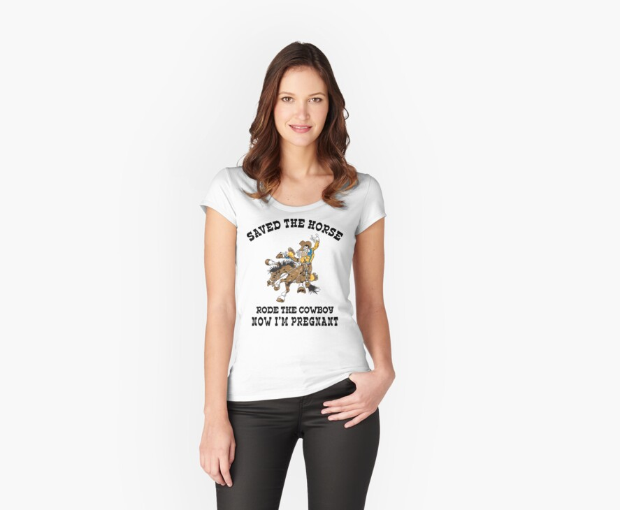 Funny Pregnant by FamilyT-Shirts