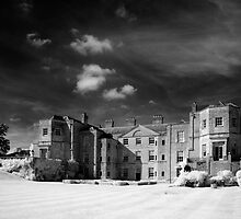 Motisfont Abbey, Infrared by EllensEye