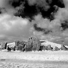 West Kennet Long Barrow by EllensEye