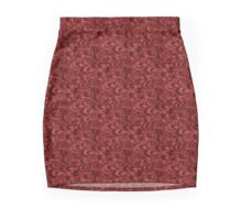 Pomagranite Fusion  Mini Skirt