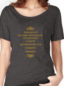 Hobbit Meals Women's Relaxed Fit T-Shirt