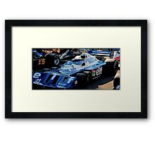 Classic F1 Framed Print