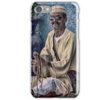 Music in Morocco iPhone Case/Skin