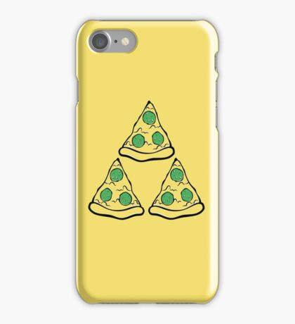 Pizza Pie-Force iPhone Case/Skin