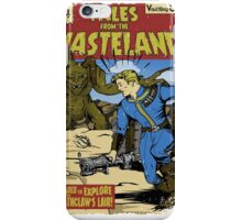 Tales from the Wasteland iPhone Case/Skin