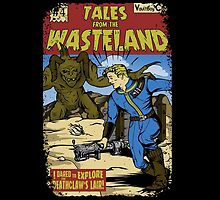 Tales from the Wasteland by Brandon C. Bader