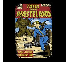 Tales from the Wasteland Photographic Print