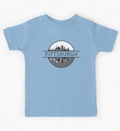 Pittsburgh Pennsylvania Kids Tee