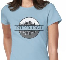 Pittsburgh Pennsylvania Womens Fitted T-Shirt
