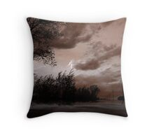 """Windy"" Throw Pillow"