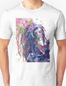 The Stranger - Inspired by Dina Wakley Unisex T-Shirt