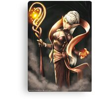 Elven Mage Canvas Print