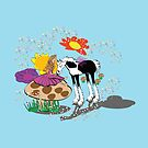 Mushroom Princess by Diana-Lee Saville