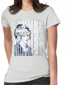 I'd Have Been Happier As A Bird Womens Fitted T-Shirt