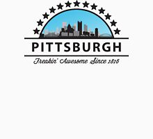 Pittsburgh Pennsylvania Freaking Awesome Since 1816 Womens Fitted T-Shirt