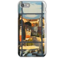 house on a hill iPhone Case/Skin