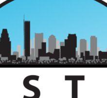 Boston Massachusetts Wicked Strong Since 1630 Sticker