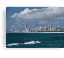 Gold Coast, Australia Canvas Print
