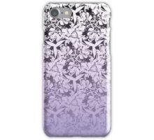 Lavender Gradation Rosette Spirit iPhone Case/Skin