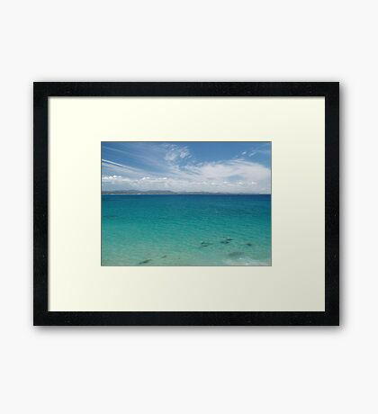 Byron Bay, New South Wales Framed Print