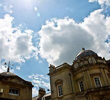 Buildings in Bath by keyconcept