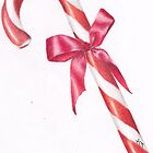 Candy Cane by Katherine Thomas