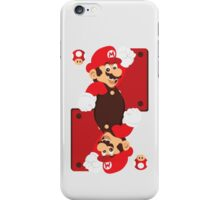 King of Shrooms iPhone Case/Skin