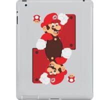 King of Shrooms iPad Case/Skin