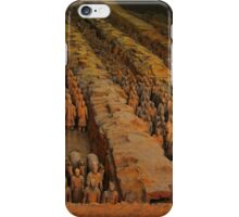 Qin Dynasty TerraCotta Soliders/PICTURE/CARD//PILLOW//TOTE BAG iPhone Case/Skin