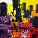 Abstract City Scape by ange2