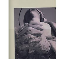 Strong Hands Photographic Print