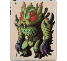 Astro King iPad Case/Skin