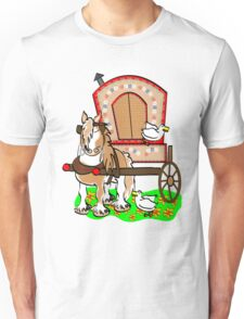 Gypsy Vanner T-shirt Unisex T-Shirt