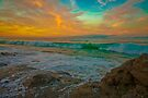 Early Morning Laguna Beach by photosbyflood