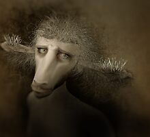The Creature Who Sold Brushes by Danilo Lejardi