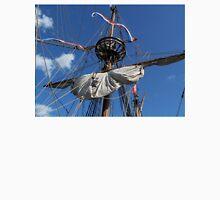 The Half Moon Replica of Henry Hudson's ship Unisex T-Shirt