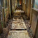 Hall of Doors by MClementReilly