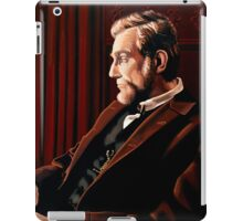 Abraham Lincoln by Daniel Day-Lewis iPad Case/Skin
