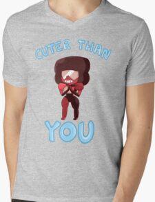 Cuter than you Mens V-Neck T-Shirt