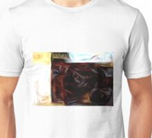 Abstract Colors Oil Painting #7 Unisex T-Shirt