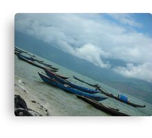 Lang Co beach Canvas Print
