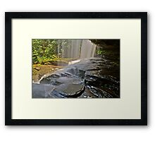 Under Somersby 6-11-10 Framed Print