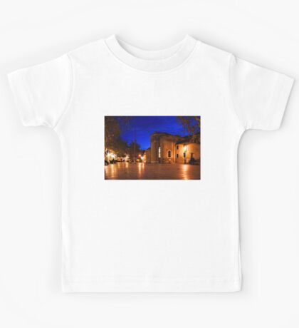 Impressions of Venice - Wandering Around the Secret Squares Kids Tee