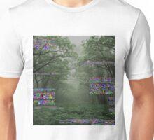 Glitch Forest Unisex T-Shirt