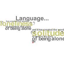 Language by jegustavsen