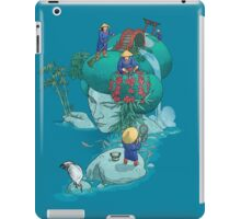 Landscaping iPad Case/Skin
