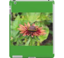 Matthew 11:28-30 iPad Case/Skin