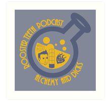 RT Podcast Alchemy Art Print