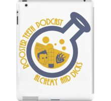 RT Podcast Alchemy iPad Case/Skin