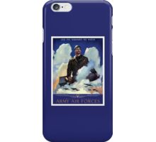 O'Er The Ramparts We Watch -- Army Air Forces iPhone Case/Skin